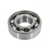 BEARING FOR CRANKSHAFT 6204 (20x47x14) CERAMIC BALLS/CAG FOR MBK 50 BOOSTER/YAMAHA 50 BWS/DERBI 50 SENDA/PEUGEOT 50 LUDIX, 103/CPI 50 ARAGON, OLIVER/KEEWAY 50 FOCUS, MATRIX (SOLD PER UNIT)