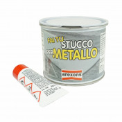 BODY FILLER - on ALUMINIUM /METALIC PARTS - AREXONS WITH HARDENING AGENT(200g)