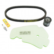 KIT ENTRETIEN MAXISCOOTER ADAPTABLE PIAGGIO 250 BEVERLY 2004>2009 -TOP PERFORMANCES-