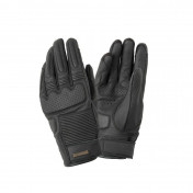 """GLOVES-SPRING/SUMMER TUCANO """"for men"""" MARQUIS BLACK EURO 12 (XXL) (APPROVED EN 13594:2015-CE) (TOUCH SCREEN FUNCTION)"""