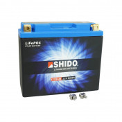 BATTERY 12V 5 Ah LT12B-BS SHIDO LITHIUM ION - READY FOR USE (L150xW65xH130)