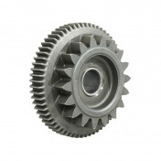 DOUBLE INTERMEDIATE GEAR FOR ELECTRIC STRARTER FOR MINARELLI 50 -TOP PERFORMANCE-