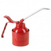 BURETTE PRESSOL - METALIC-RED 250ml - WITH FLEXIBLE SPOUT 135mm (SOLD PER UNIT)