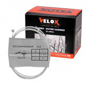 CABLE FOR DECOMPRESSOR VELOX G.8 - FOR MBK - head 5x6mm -Ø 12/10 Lg 2,25M (12 wires) (IN BOX PER 25)