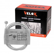 CABLE FOR CLUTCH - VELOX G.9 head 8x8mm Ø 25/10 Lg 2,50M (19 wires) (IN BOX PER 10)