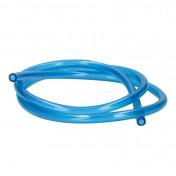 FUEL HOSE - SILICON VOCA 5x8MM HQ BLUE (1M)