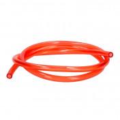 FUEL HOSE - SILICON VOCA 5x8MM HQ RED (1M)
