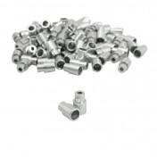 BUTEE DE GAINE CYCLO DIAM EXT 8mm - DIAM INT 6,1mm - L 13mm (BOITE DE 100) (ALGI 02109000-100)
