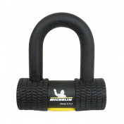 MOTORCYCLE ANTITHEFT -DISC LOCK - MICHELIN 65x65mm - HARDENED STEEL (MINI U) (SRA APPROVED) (10 years guarantee)