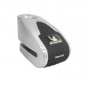 ANTIVOL BLOQUE DISQUE MICHELIN EN ACIER INOXYDABLE (Ø 10mm) AVEC ALARME SONORE 120 dB (CLASSE SRA) (GARANTIE 10 ans)