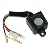CDI UNIT FOR SCOOT MBK 50 BOOSTER 1990>2003, NITRO 1997>2003, OVETTO 1997>2001, STUNT 2000>2003/YAMAHA BWS 1990>2003, AEROX 1997>2003, NEOS, SLIDER (5 WIRES) -SELECTION P2R-