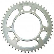 REAR CHAIN SPROCKET FOR 50cc MOTORBIKE DERBI 50 DRD 2003> 420 48 TEETH (BORE Ø 102mm) -IGM-