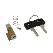 BARILLET A CLE SCOOT ADAPTABLE PIAGGIO 50 VESPA N, VESPA PK (Ø 12mm) (VENDU A L'UNITE) -P2R-