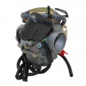 CARBURETOR FOR CHINESE SCOOTER 125CC 4-STROKE 152QMI/PEUGEOT 125 SUM UP ORIGIN- Ø 24mm (ENGINE 152QMI) (FOR ORIGIN) -PREMIUM QUALITY-