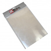 ALUMINIUM FOIL - A4 FORMAT - THICKNESS 0,35 mm. -REPLAY-