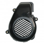 COOLING FAN COVER FOR SCOOT MBK 50 BOOSTER, ROCKET, NG, STUNT/YAMAHA 50 BWS, SPY, BUMP, SLIDER 1990>2003 BLACK -SELECTION P2R-