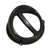 COOLING FAN COVER REPLAY FORMBK 50 BOOSTER 1990>2003, STUNT 2000>2003/YAMAHA 50 BWS 1990>2003, SLIDER 2000>2003 BLACK