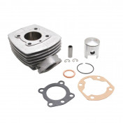 CYLINDRE CYCLO ADAPTABLE PEUGEOT 103 AIR T6 ALU (AVEC JOINTS) -AIRSAL-