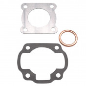GASKET SET FOR CYLINDER KIT FOR SCOOT AIRSAL FOR CPI 50 POPCORN, ARAGON, HUSSAR, OLIVER/GENERIC 50 XOR, IDEO/KEEWAY 50 F ACT, FOCUS, HURRICANE, MATRIX -