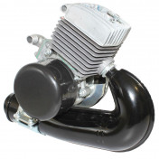 COMPLETE ENGINE FOR MBK 51, 41, CLUB AV10 (GENUINE TYPE) -SELECTION P2R-
