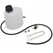 FUEL TANK - WORKSHOP AUXILIARY FUEL TANK WITH TAP+HOSE+HOOK ( 1 lt) BUZZETTI ( 0540)