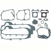 COMPLETE GASKET SET - FOR CHINESE SCOOT 50CC 4STROKE- 10+12 INCHES WHEELS- GY6, 139QMB /PEUGEOT 50 KISBEE, V-CLIC/SYM 50 ORBIT 4T/BAOTIAN 50 BT49QT 4T/NORAUTO 50 RAZZO 4T -SELECTION P2R-
