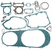 COMPLETE GASKET SET - FOR MAXISCOOTER DAELIM 125 NS, HISTORY, S1, S2 - -ARTEIN-