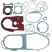 COMPLETE GASKET SET - FOR MAXISCOOTER YAMAHA 125 MAJESTY/MBK 125 SKYLINER 1998>2002 - -ARTEIN-
