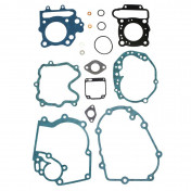 COMPLETE GASKET SET - FOR MAXISCOOTER PEUGEOT 125 ELYSEO 2001> - -ARTEIN-