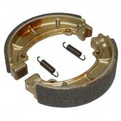 BRAKE SHOE NEWFREN FOR SYM 125 FIDDLE REAR (GF.1312)