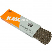 CHAIN FOR MOTORBIKE OFF ROAD KMC 428 RACING 134 LINKS (for 50/125 cc)