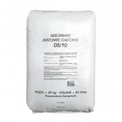 ABSORBENT PRODUCT FOR OIL, CHEMICAL PRODUCTS, WATER - MINERVA (20Kg OF GRANULES)