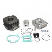 COMPLETE CYLINDER KIT FOR SCOOT MALOSSI CAST IRON FOR MBK 50 BOOSTER, STUNT/YAMAMA 50 BWS, SLIDER