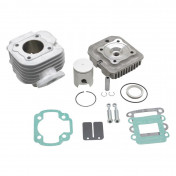 COMPLETE CYLINDER KIT FOR SCOOT MALOSSI MHR FOR MBK 50 BOOSTER, STUNT/YAMAMA 50 BWS, SLIDER (ALUMINIUM NIKASIL)