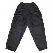 RAIN PANTS ADX ECO BLACK S (SNAPS+ ELASTIC BAND + CARRYING BAG)