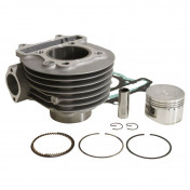 CYLINDER FOR MAXISCOOTER CHINESE SCOOTER 125 4-STROKE GY6 152QMI (Ø 52,4mm) -SELECTION P2R-