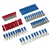 ELECTRIC CABLE TERMINAL - MALE+FEMALE (RANGE OF 70 IN A PACK)