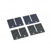 LAMELLE DE CLAPET 50 A BOITE POLINI CARBONE POUR MINARELLI 50 AM6/MBK 50 X-POWER/YAMAHA 50 TZR/PEUGEOT 50 XPS/RIEJU 50 RS1, SMX/GILERA 50 SMT, RCR/APRILIA 50 RS (213.0526)