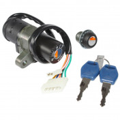 IGNITION SWITCH FOR 50cc MOTORBIKE DERBI GPR 1997>2003 -SELECTION P2R-