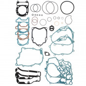 COMPLETE GASKET SET - FOR MAXISCOOTER PIAGGIO 250 MP3, VESPA GTS, BEVERLY/APRILIA 250 SCARABEO, ATLANTIC/DERBI 250 GP1/MALAGUTI 250 MADISON/PEUGEOT 250 GEOPOLIS - -ARTEIN-
