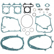 COMPLETE GASKET SET - FOR MAXISCOOTER KYMCO 125 AGILITY 2006>, MOVIE 2001>, PEOPLE 1999>/MALAGUTI 125 CIAK 2000> - -ARTEIN-