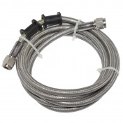 BRAKE HOSE - REINFORCED L1800 mm