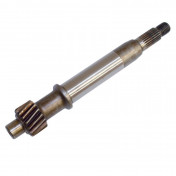 DRIVE SHAFT FOR SCOOT FOR SCOOT 50 CHINESE 4-STROKE GY6/139QMB/SYM 50 ORBIT 4-STROKE/BAOTIAN 50 BT49QT 4-STROKE/KYMCO 50 AGILITY 4-STROKE/PEUGEOT 50 V-CLIC 4-STROKE/ KISBEE 4-STROKE (PRIMARY) -SELECTION P2R-