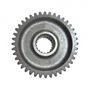 SPROCKET FOR TRANSMISSION FOR SCOOT 50CC CHINESE 4STROKE- GY6,139QMB/PEUGEOT 50 KISBEE, V-CLIC 4STROKE/SYM 50 ORBIT 4STROKE/BAOTIAN 50 BT49QT 4STROKE/KYMCO 50 AGILITY 4STROKE (FINAL) -SELECTION P2R-