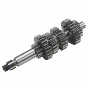 GEARBOX SHAFT FOR 50c MOTORBIKE GENERIC 50 TRIGGER/CPI 50 SM (PRIMARY FULL) -SELECTION P2R-