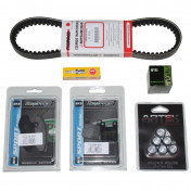 KIT ENTRETIEN MAXISCOOTER ADAPTABLE PEUGEOT 125 SATELIS 2006> -SELECTION P2R-