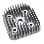 CYLINDER HEAD FOR SCOOT TOP PERF FOR MBK 50 BOOSTER/STUNT/YAMAHA 50 BWS/SLIDER (FOR CYLINDER CAST IRON 27475)