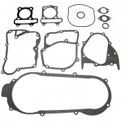 COMPLETE GASKET SET - FOR MAXISCOOTER SCOOT CHINESE 125cc 4STROKE GY6 152QMI -SELECTION P2R-