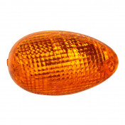 CABOCHON CLIGNOTANT SCOOT ADAPTABLE KYMCO 50 PEOPLE 2000>2004, 125 PEOPLE 1999>2000 ORANGE AV DROIT (HOMOLOGUE CE) -SELECTION P2R-