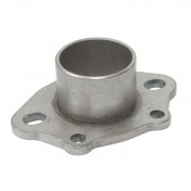 EXHAUST ATTACHMENT FLANGE FOR YASUNI C16 FOR MBK 50 NITRO/YAMAHA 50 AEROX/APRILIA 50 SR/MALAGUTI 50 F12 (TUBE 326)